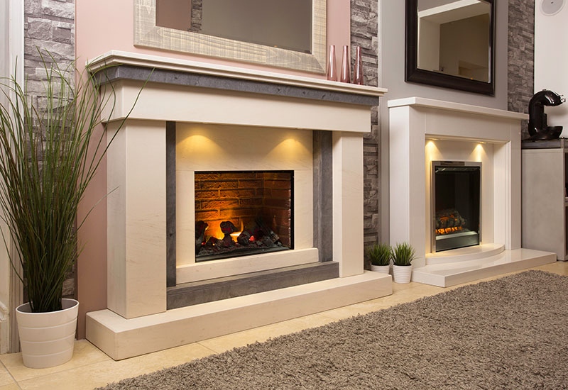 Stone Fireplace Surrounds Nottingham & Derby | The ...