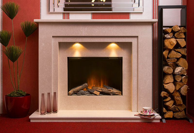 Inset Electric Fires The Fireplace Studio