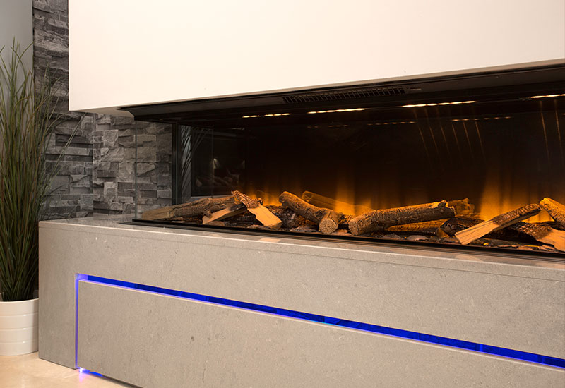 Electric Fireplace Suites Image