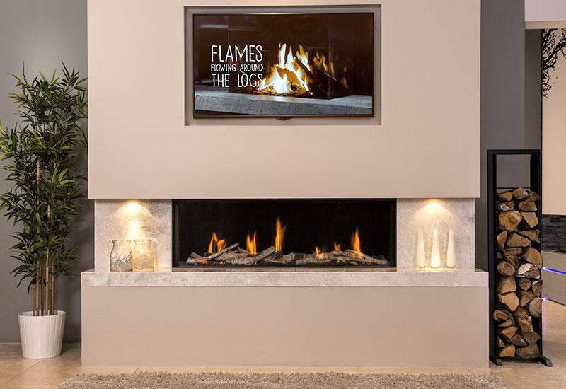 Balanced Flue Fires Image