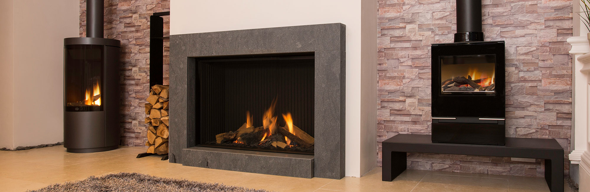 Balanced Flue Fires Nottingham & Derby | The Fireplace Studio