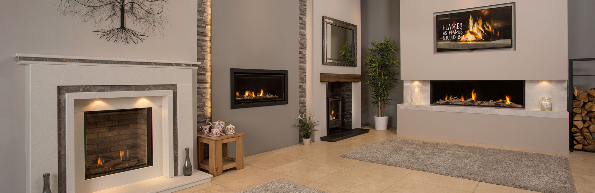 Gas Fireplace Suites Nottingham Amp Derby The Fireplace Studio