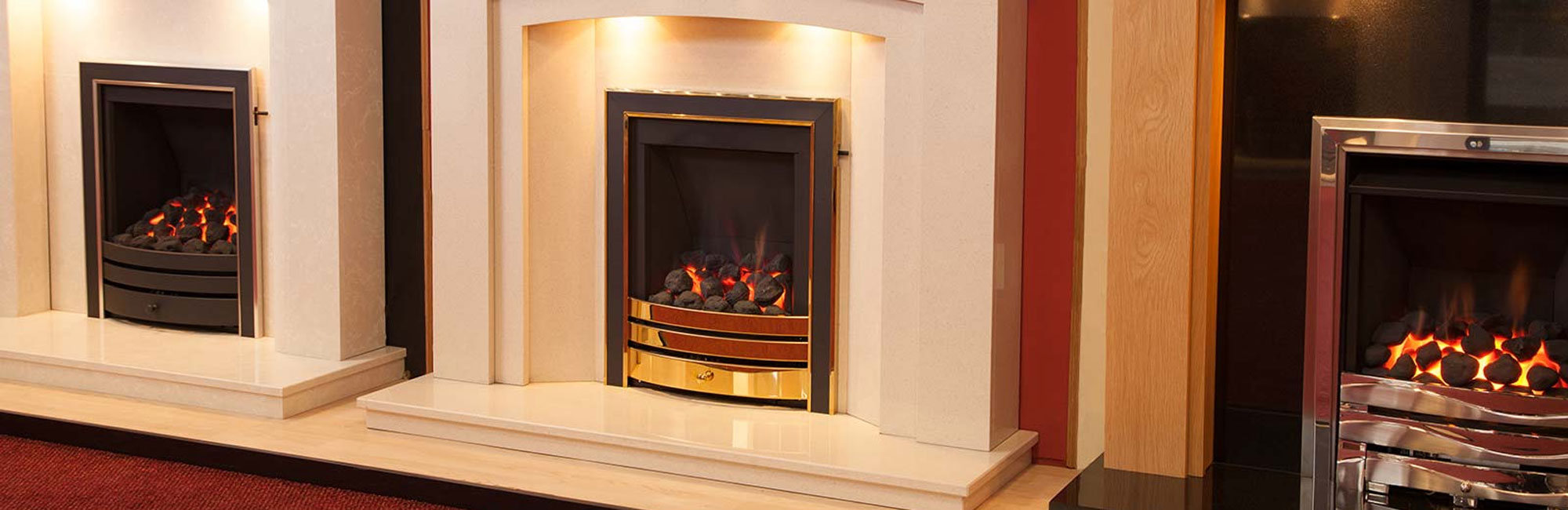 Inset Gas Fires Nottingham Amp Derby The Fireplace Studio