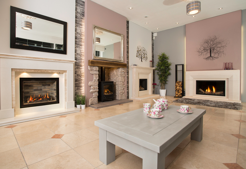 Fire Amp Fireplace Showroom In Bramcote The Fireplace Studio