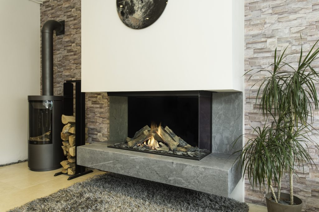 Excellent Double Sided Fires Tunnel Fireplaces Nottingham Derby Download Free Architecture Designs Pushbritishbridgeorg